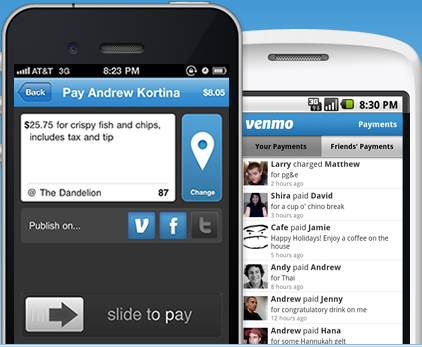 Venmo Review: It's like your wallet and your phone had a beautiful baby